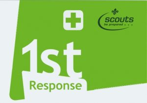 LSSA First Aid Course - 1st Response, Scouts Association.